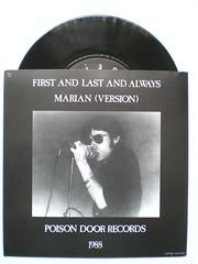 "Sisters ""Whistle Test"" Single #2 (psychocandy65) Tags: music rock sisters adams goth vinyl single marx gunn hussey sistersofmercy eldritch"