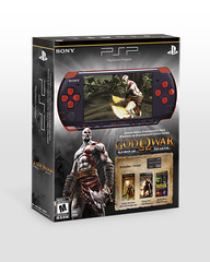 PSP3000 God of War GoS