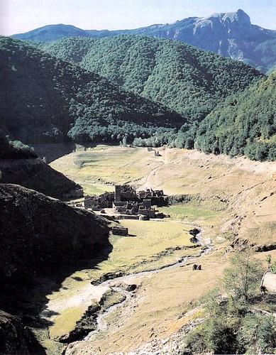 Fabbriche di Careggine - Lago de Vagli, Garfagnana