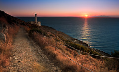 Sunrise in Salento. Faro di Palascia, Otranto. Palascia's lighthouse. (Seen in Explore! Thank you!) (Giovanni Gori) Tags: road light sunset sea vacation italy sun lighthouse holiday art beach nature night sunrise landscape geotagged faro photography dawn golden landscapes nikon strada tramonto mare photographer offroad alba path explore greece bologna punta fotografia sole otranto salento luce vacanza paesaggio fotografo allroad explored palascia d700 nikkor2470mmf28g mygearandmepremium mygearandmebronze mygearandmesilver mygearandmegold giovannigori ringexcellence skyd700giovannigorinikkor2470mmf28gnikonsalento
