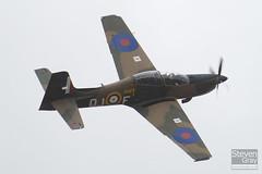 ZF317 - S098 T69 - Royal Air Force - Short S-312 Tucano T1 - Little Gransden - 100829 - Steven Gray - IMG_3721