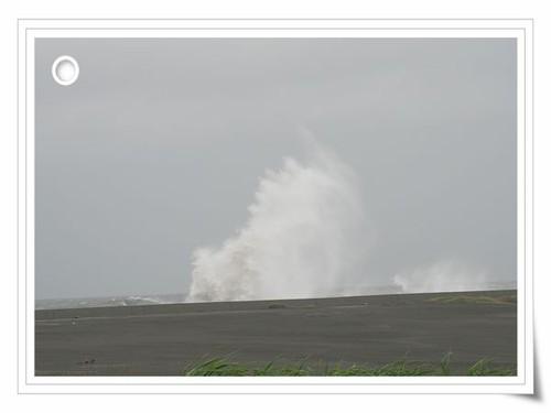 颱風大風浪
