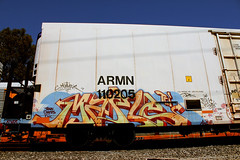 MAPLE (DCAN 1) Tags: train graffiti grafitti rail graff freight rxr 81510