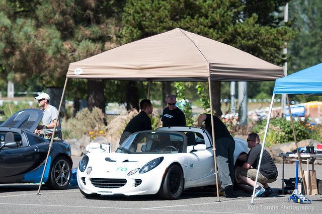 Lotus Track day at PIR 002