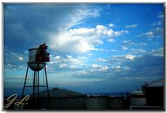 CAPTURA (J.L.G.C.) Tags: azul cielo tenerife puestadesol tarde refineria nwn