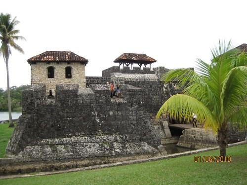 Castillo-de-San-Felipe-Izabal-Guatemala