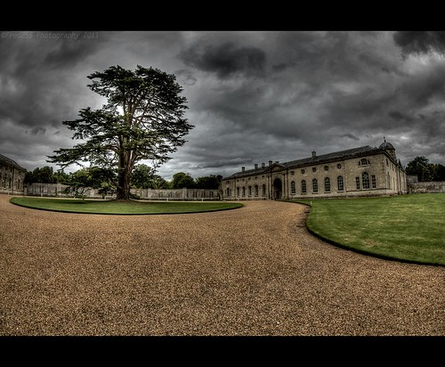 Woburn Abbey Stable Block