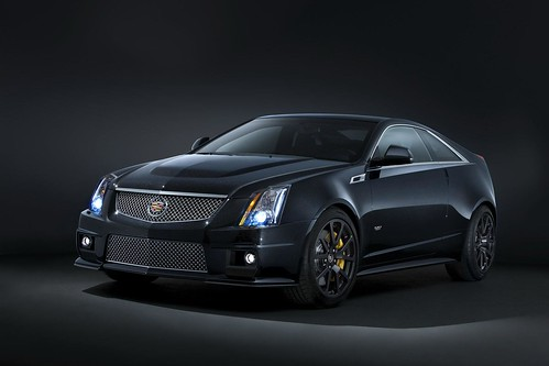Cadillac CTS-V Black Diamond Edition