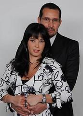 Coraima Torres y Fernando Solorzano