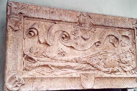 Tomb of Bernhard Beheim the Elder