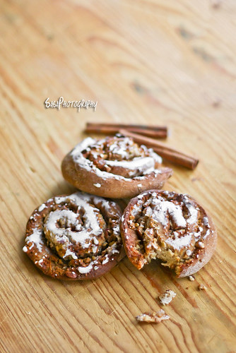 Cinnamon snails