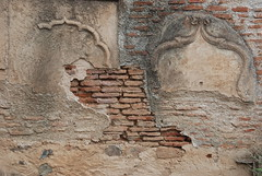 Time   (  asaf pollak) Tags: old india wall ruins time bricks pollack assaf orchha         asafpollak madiapradesh