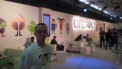 5446048677 7741f54bdf m MWC 2011 día 1   android everywhere