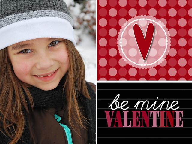 Harper vday card