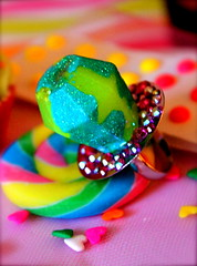 Candy Clash Twisted Glitter Resin Ring Pop Ring (athinalabella1) Tags: pink paris cute glass yellow cake marie glitter hearts french costume spring yummy rainbow ribbons colorful neon yum candy heart princess sweet bears kitsch funky carousel jewelry mama pop pearls sugar ring lolita pony cupcake fantasy bakery bow kawaii valentines cameo glam antoinette ribbon chic bling sweethearts etsy dots lollipop gummi licorice drama unicorn suga tulle couture bows marieantoinette parisian gumballs whimsical frilly keroppi conversationhearts pedestal neovictorian shabby frou girlygirl cupcakesprinkles confettisprinkles athinalabella