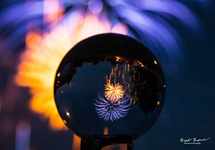 IMG_5846a (BB Photography Inc.) Tags: fireworks globe crystal ball new palestine indiana crystalball