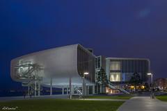 Santander (alfonso-tm) Tags: arquitectura edificio nocturna santander cantabria centrobotin fujifilmxt1