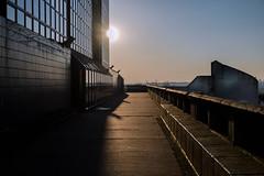 Light (pi3rreo) Tags: light urbain urban ville paris noisy grand city extérieur building immeuble fujifilm fujinon xe2 cielsky sunset sun soleil coucherdesoleil couleurs parvis architecture arcades