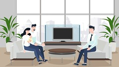 Buying a house (romandaneghyan) Tags: apartment armchairs assistant baby buy designer flat home house livingroom motion plants sell tv videography young buyinghouse videomaker explainervideo illustratedart videoequipment musicvisualization renderforest animated animation animator artdesign characters child design designconcept designing drawingillustration drawingpencil drawings graphicdesign illustrated illustration illustrator motiondesign sofa table windows animationcartoon artillustration designcharacter illustrationpainting drawingspaintings youngfamily illustrationdrawing art