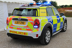 Lincolnshire Police Mini Countryman Special Constabulary Trial Vehicle (PFB-999) Tags: lincolnshire lincs police constabulary bmw mini cooper countryman 4x4 demo demonstrator response car vehicle unit specials special lightbar grilles fendoffs leds ld17zvo rescue day 2017
