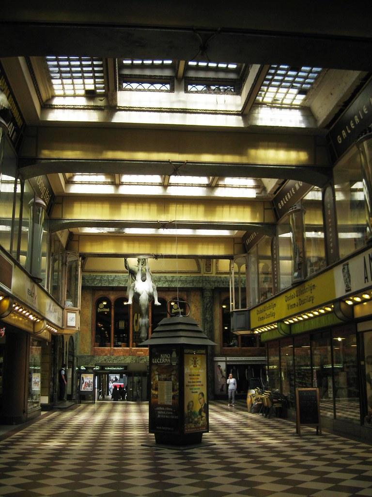 Prague Arcades