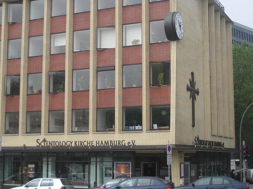 Scientologists in Hmburg