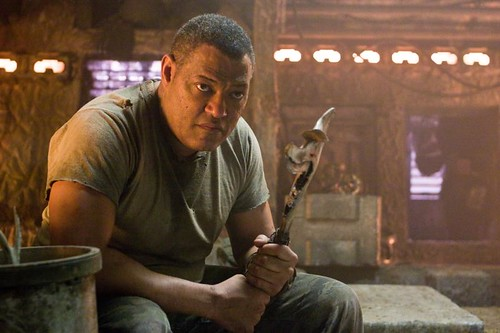 laurencefisburne in Predators