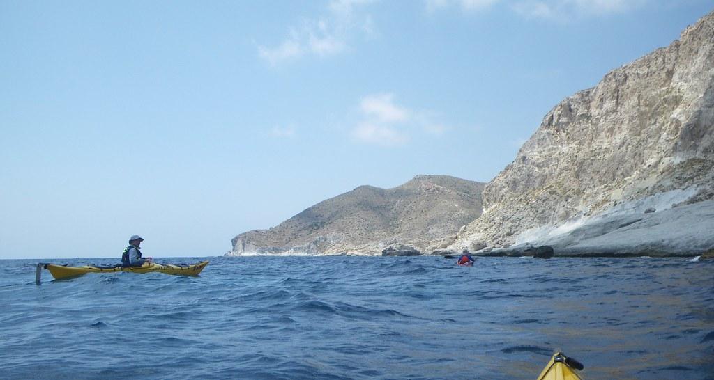 Cabo de Gata en kayak 142