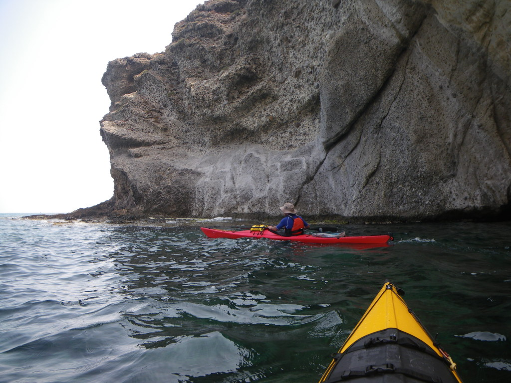 Cabo de Gata en kayak 193