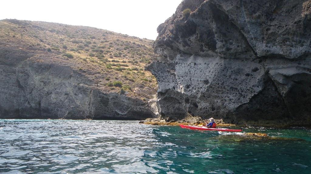 Cabo de Gata en kayak 203