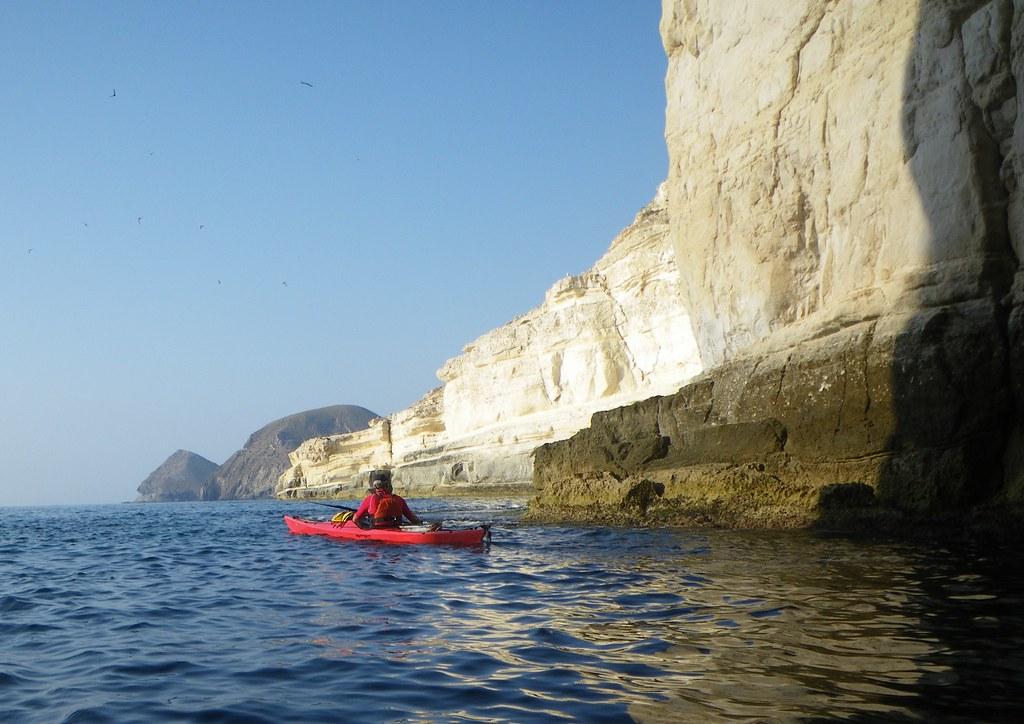 Cabo de Gata en kayak 303