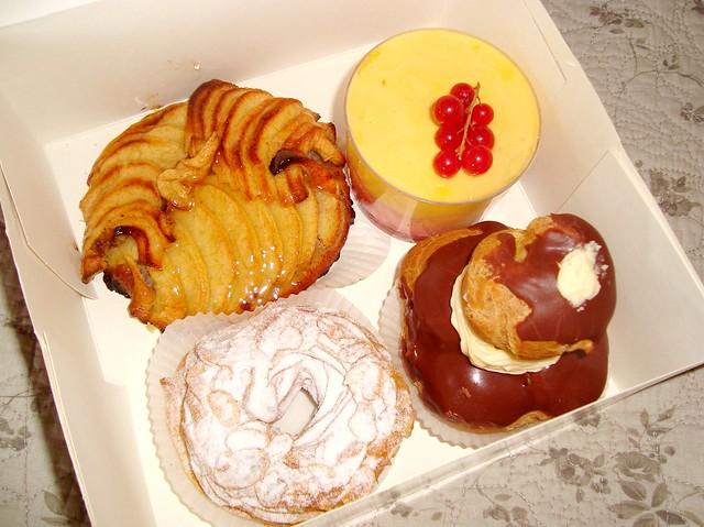 Montrichard Pastries