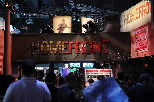E3 2010 - THQ Homefront Booth V