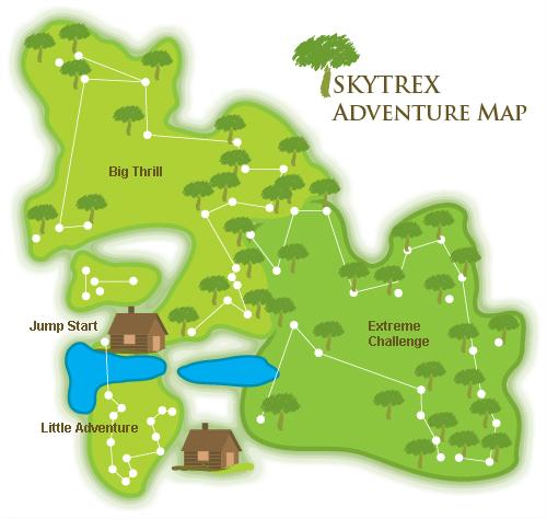 Trex Map
