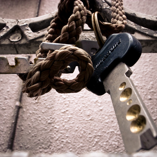 Golden Rope Lost Key