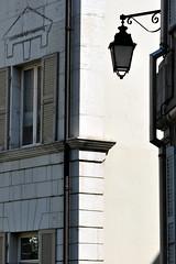 La Chaux-de-Fonds, Neuchtel, Switzerland (photoriel) Tags: city summer sculpture house art window architecture switzerland neuchtel lachauxdefonds towm
