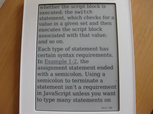 ebook  reader reviews