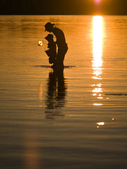 Ottawa - Solstice Night Fishing Introduction (Marie-Marthe Gagnon) Tags: sunset canada nature water silhouette yellow marie river geotagged fishing quebec ottawa marthe father son solstice gagnon posterproject riviredesoutaouais abigfave flickrchallengegroup flickrchallengewinner mpdquebec rivireduqubec artofimages bestcapturesaoi mariegagnon mariemarthegagnon mariemgagnon top25redorangeyellow