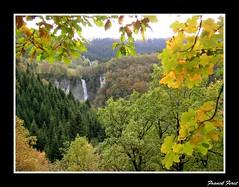 cascade du creu billard en automne (francky25) Tags: en automne anne sainte du creu billard cascade sous nans doubs comté franche