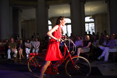 Dublin Cycle Chic Fashion Show 28