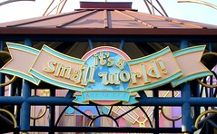 It's a small world.. (Abi Skipp) Tags: paris disneyland smallworld