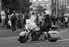 G20- Queen's Park Protest (Dan Cronin^) Tags: signs toronto dan hippies photography photographer police motorcycles protests cronin g20 dancronin croninjpg dancroninjpg wwwacityreflectedcom