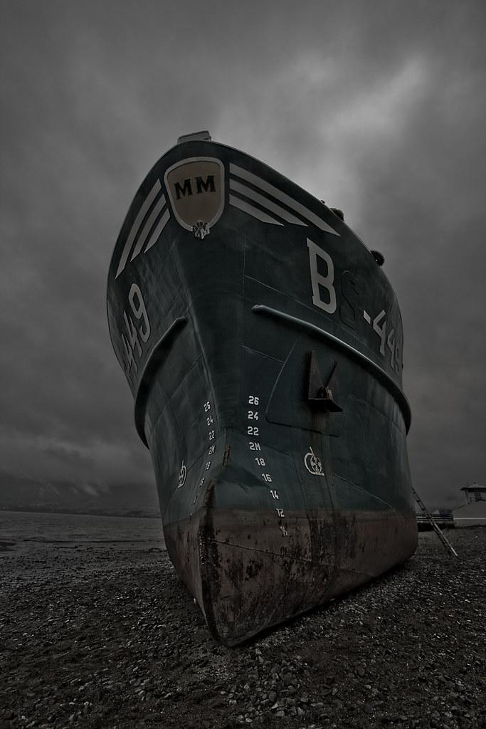 Belfast Boat in Warrenpoint