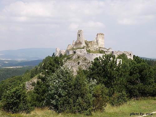 Elizabeth Bathory Castle Čachtice