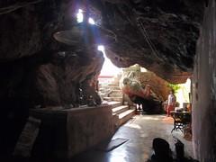 Cave d'un temple