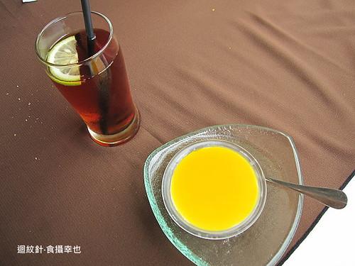 葡萄樹飲料與甜點