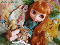 Madeline - Blythe Dear LeLe Girl