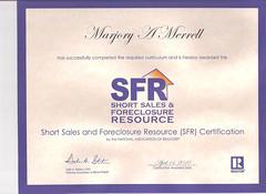 SFR CERTIF