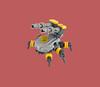 X3-Class Heavy Artilllery Scarab (Titolian) Tags: spider lego class artillery anti bionicle scarab fredoichi