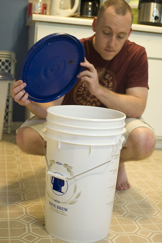 311 home brew bucket